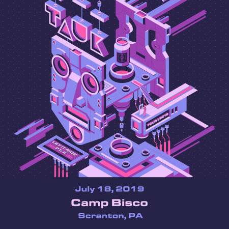 07/18/19 Camp Bisco, Scranton, PA