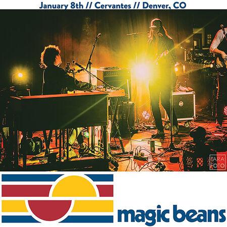 01/08/21 Cervantes' Masterpiece Ballroom, Denver, CO