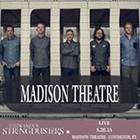 05/20/15 Madison Theatre, Covington, KY