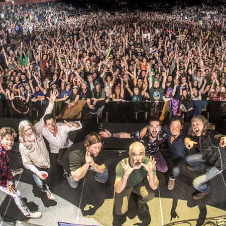12/29/16 1st Bank Center, Broomfield, CO