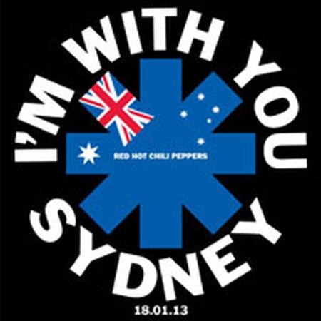 01/18/13 Showground (Big Day Out), Sydney, AU