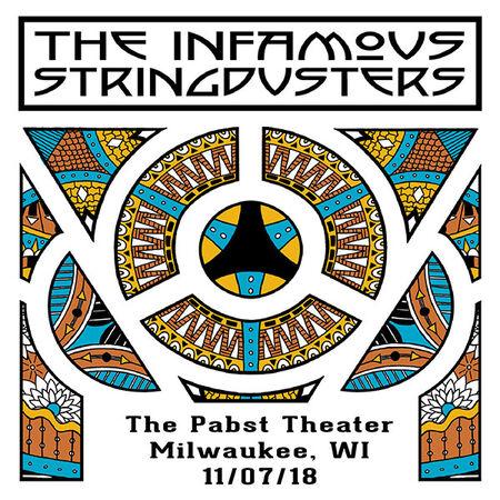 11/07/18 Turner Hall Ballroom, Milwaukee, WI