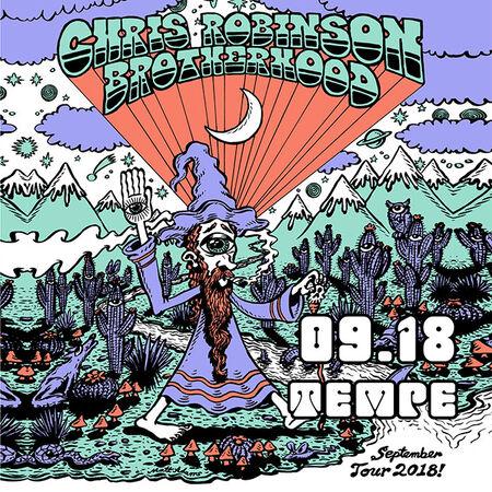 09/18/18 Marquee Theatre, Tempe, AZ