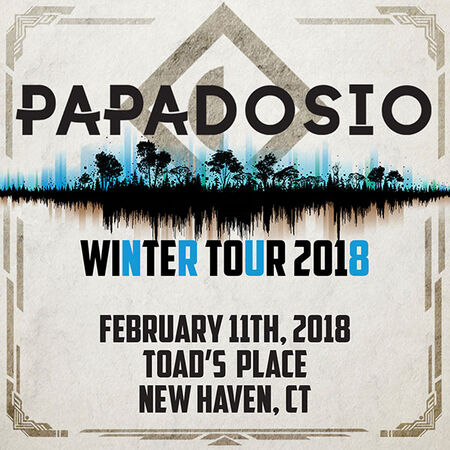 02/11/18 Toad's Place, New Haven, CT