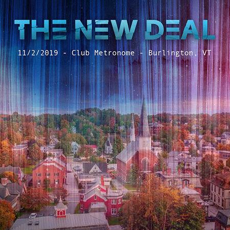 11/02/19 Club Metronome, Burlington, VT