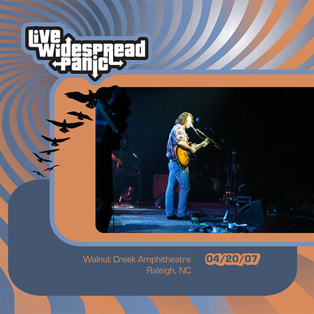 04/20/07 Walnut Creek Amphitheatre, Raleigh, NC