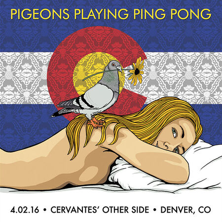 04/02/16 Cervantes' Other Side, Denver, CO