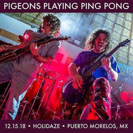 12/15/18 Holidaze, Puerto Morelos, MX