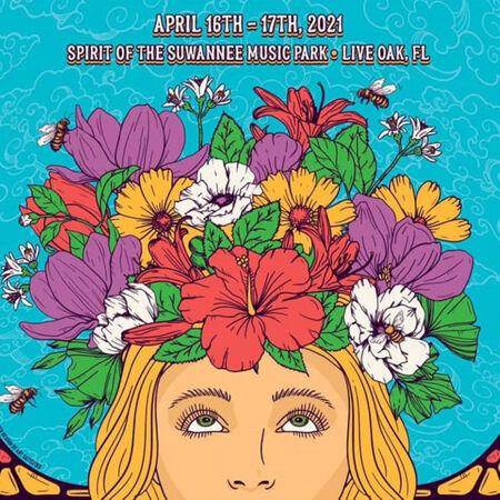 04/16/21 The Spirit of the Suwannee Music Park, Live Oak, FL