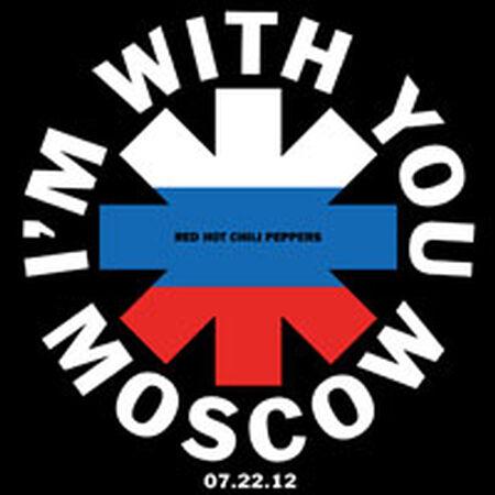 07/22/12 Luzniky Stadium, Moscow, RU