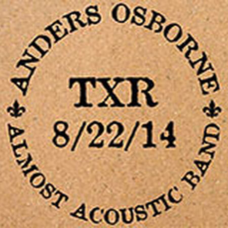 08/22/14 Terrapin Crossroads, San Rafael, CA
