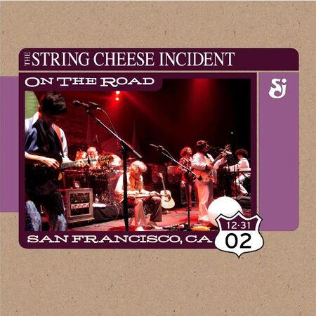 12/31/02  Bill Graham Civic Auditorium, San Francisco, CA