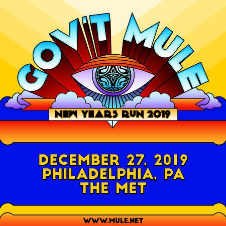 12/27/19 The Met, Philadelphia, PA