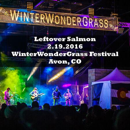 02/19/16 Winter Wondergrass, Avon, CO