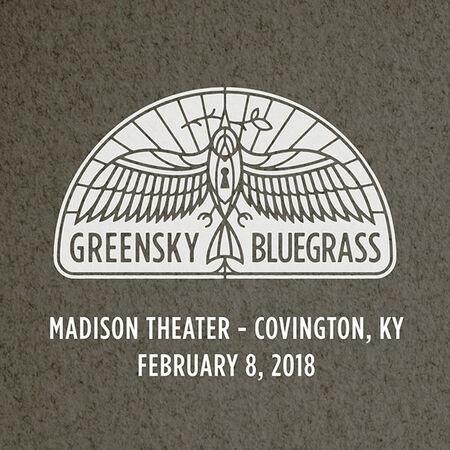 02/08/18 Madison Theater, Covington, KY