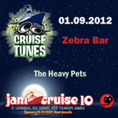 01/09/12 Zebra Bar, Jam Cruise, US