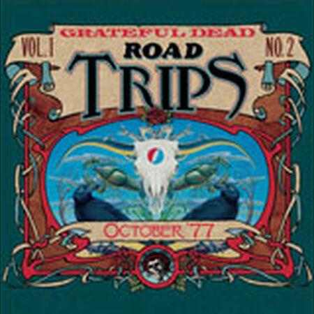 10/11/77 Road Trips Vol 1, No 2: Lloyd Noble Center, Norman, OK