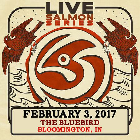 02/03/17 The Bluebird, Bloomington, IN