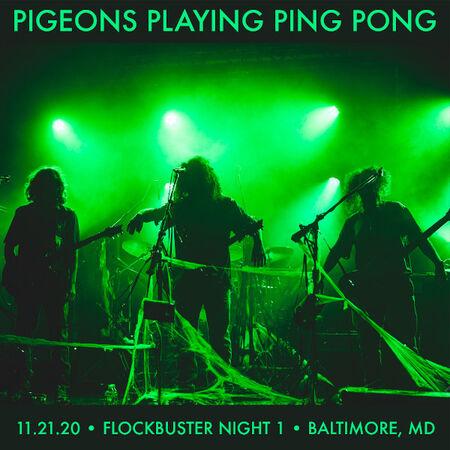 11/21/20 Flockbuster Night 1, Baltimore, MD