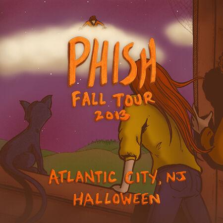 10/31/13 Boardwalk Hall, Atlantic City, NJ