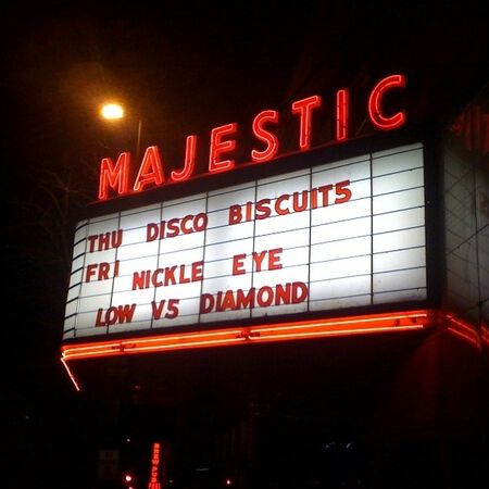 01/22/09 Majestic Theatre, Madison, WI