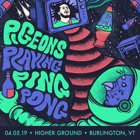 04/05/19 Higher Ground, Burlington, VT