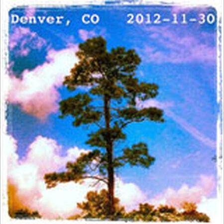 11/30/12 Oriental Theater, Denver, CO
