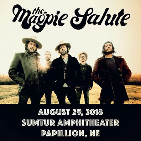 08/29/18 Sumtur Amphitheater, Papillion, NE