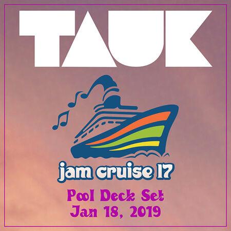 01/18/19 Jam Cruise, Miami, FL