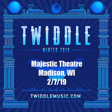 02/07/19 Majestic Theater, Madison, WI