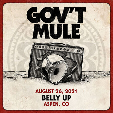 08/26/21 Belly Up, Aspen, CO