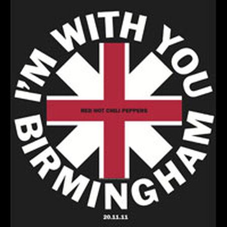 11/20/11 LG Arena, Birmingham, UK