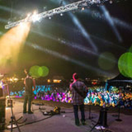 10/18/13 Mulberry Mountain Harvest Music Festival, Ozark, AR