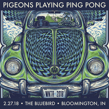 02/27/18 The Bluebird, Bloomington, IN
