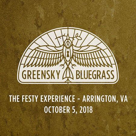 10/05/18 The Festy Experience, Arrington, VA
