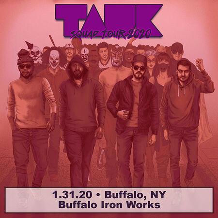01/31/20 Buffalo Iron Works, Buffalo, NY