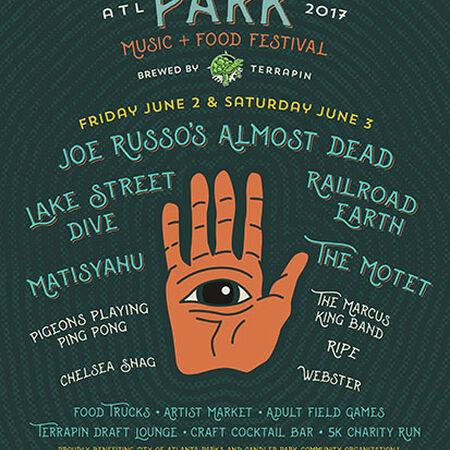06/03/17 Chandler Park Festival, Atlanta, GA