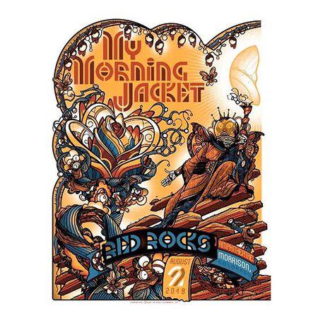 08/02/19 Red Rocks Amphitheatre, Morrison, CO