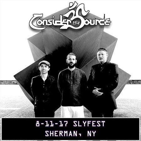 08/11/17 Slyfest, Sherman, NY