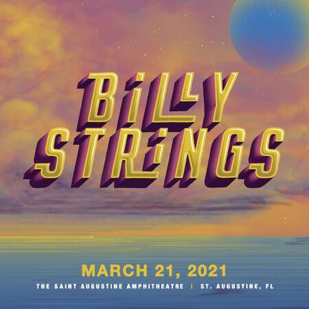 03/21/21 St Augustine Amphitheatre, St. Augustine, FL