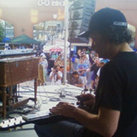 08/08/09 Welton Street Stage, Denver, CO