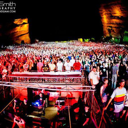 07/02/11 Red Rocks Amphitheatre, Morrison, CO