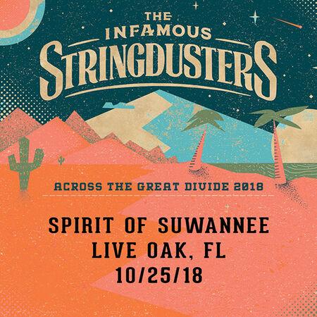 10/25/18 Hulaween at The Spirit of Suwannee Music Park, Live Oak, FL