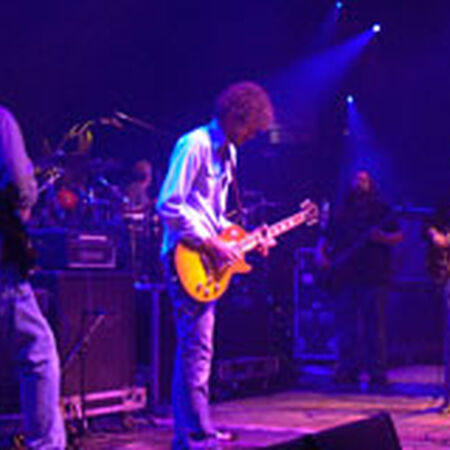 10/14/09 Municipal Auditorium, Nashville, TN