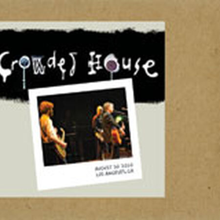 Crowded House 2010 tour