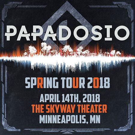 04/14/18 The Skyway Theater, Minneapolis, MN