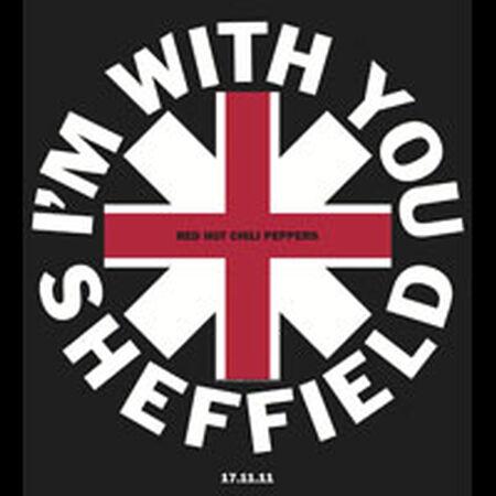 11/17/11 Motorpoint Arena, Sheffield, UK
