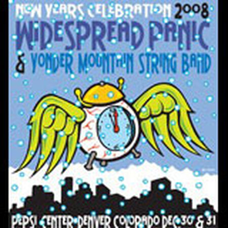 New Year's 2008