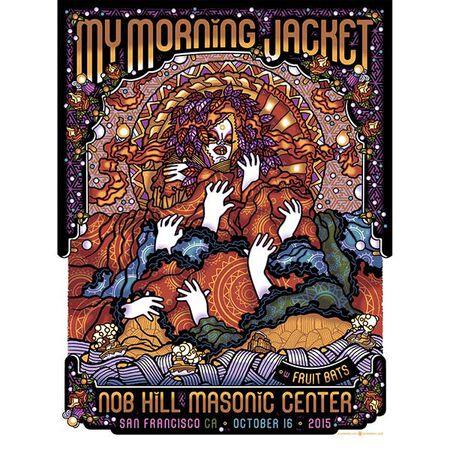 10/16/15 Masonic Auditorium, San Francisco, CA