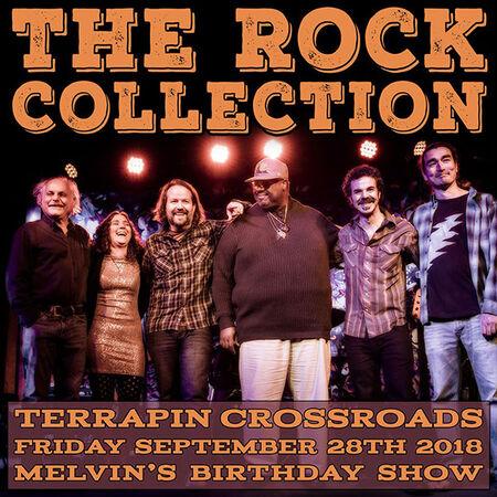 09/28/18 Terrapin Crossroads, San Rafael, CA